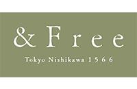 &Freeのロゴ